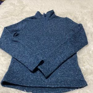 Mountain  Warehouse Blue Half Zip Sweater